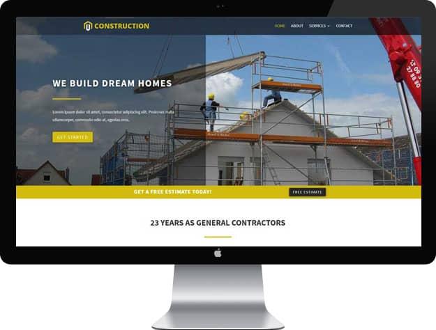 Contactor  Website